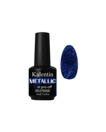 Gel Semipermanente METALLIC BLU