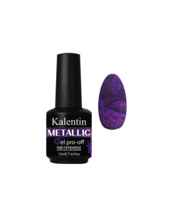 Gel Semipermanente METALLIC VIOLA