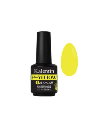 Gel Semipermanente FLUO YELLOW