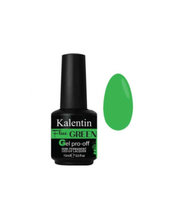 Gel Semipermanente FLUO GREEN